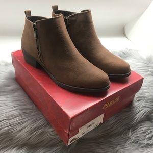 Brand New Carlos Santana Ankle Boots